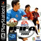 FIFA Soccer 2005 PS1 Great Condition Fast Shipping