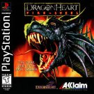 Dragonheart Fire & Steel PS1 Great Condition Fast Shipping