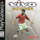 Viva Soccer PS1 Great Condition Complete Fast Shipping
