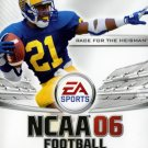 NCAA Football 06 PS2 Great Condition Complete Fast Shipping