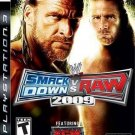 WWE Smackdown Vs. Raw 2009 PS3 Brand New Fast Shipping
