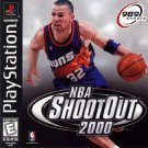 NBA ShootOut 2000 PS1 Great Condition Fast Shipping