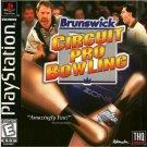 Brunswick Circuit Pro Bowling PS1 Complete