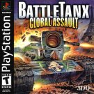 BattleTanx Global Assault PS1 Great Condition Complete Fast Shipping