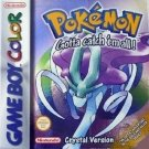 Pokemon Crystal Version Gameboy Color Great Condition Fast Shipping
