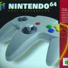 N64 Controller Grey Nintendo Brand Great Condition Fast Shipping