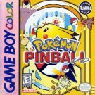 Pokemon Pinball Gameboy Color Great Condition Fast Shipping