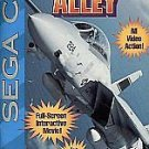 Tomcat Alley Sega CD Great Condition Fast Shipping
