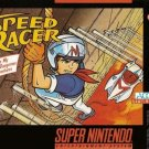 Speed Racer SNES Great Condition Fast Shipping