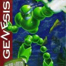 Vectorman Sega Genesis Great Condition Fast Shipping