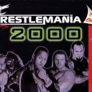 WWF Wrestlemania 2000 N64 Fast Shipping