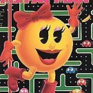 Ms. Pac-Man Sega Genesis Great Condition Fast Shipping