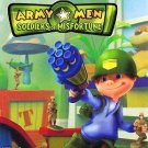 Army Men Soldiers Of Misfortune PS2 Great Condition Complete Fast Shipping