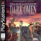 Warhammer Dark Omen PS1 Great Condition Complete Fast Shipping
