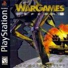 WarGames Defcon 1 PS1 Great Condition Complete