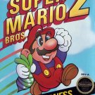 Super Mario Bros. 2 NES Great Condition Fast Shipping