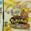 Pokemon White Version 2 Nintendo DS Brand New Fast Shipping