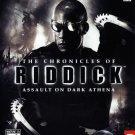 Chronicles Of Riddick Assault On Dark Athena Xbox 360 Great Condition