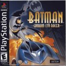 Batman Gotham City Racer PS1 Great Condition