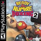 Ready 2 Rumble Boxing Round 2 PS1 Great Condition