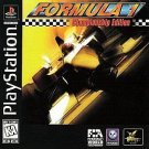 Formula 1 Championship Edition PS1 Great Condition Complete Fast Shipping