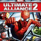 Marvel Ultimate Alliance 2 Xbox 360 Great Condition Complete Fast Shipping