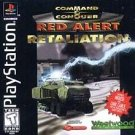 Command & Conquer Red Alert Retaliation PS1 Great Condition Complete