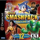 SEGA Smash Pack Volume 1 Dreamcast Great Condition Complete
