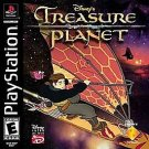 Treasure Planet PS1 Great Condition Fast Shipping