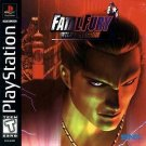 Fatal Fury Wild Ambition PS1 Great Condition Complete