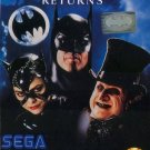 Batman Returns Game Gear Great Condition
