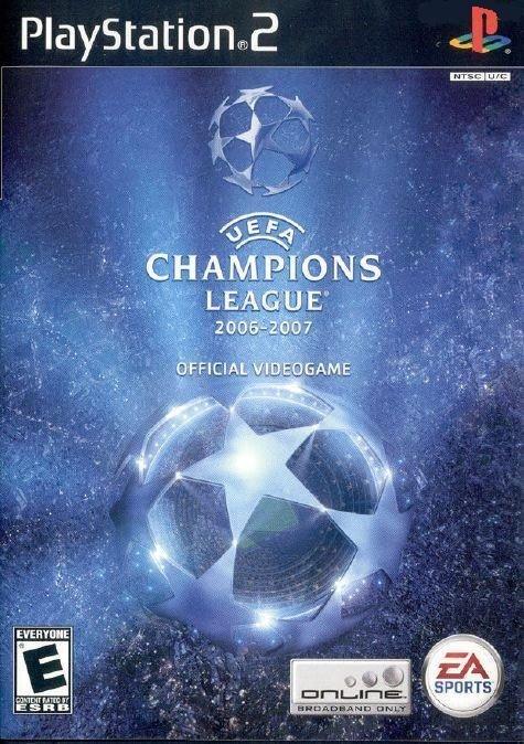 UEFA Champions League 2006-2007 PS2 Complete