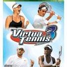Virtua Tennis 3 Xbox 360 Brand New Fast Shipping