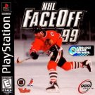 NHL FaceOff '99 PS1 Great Condition Fast Shipping