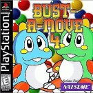 Bust A Move 4 PS1 Great Condition Fast Shipping