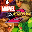 Marvel Vs. Capcom 2 Xbox Great Condition Complete Fast Shipping