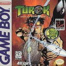 Turok Battle of the Bionosaurs Gameboy Great Condition