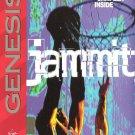 Jammit Sega Genesis Great Condition Fast Shipping