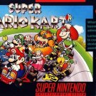 Super Mario Kart SNES Great Condition Fast Shipping