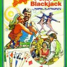 Poker And Blackjack Intellivision Great Condition