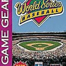 World Series Baseball Game Gear Great Condition