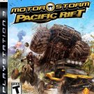 MotorStorm Pacific Rift PS3 Great Condition Complete Fast Shipping