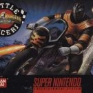 Power Rangers Zeo Battle Racers SNES Great Condition Fast Shipping