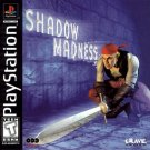Shadow Madness PS1 Great Condition Complete Fast Shipping