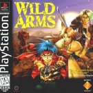 Wild Arms PS1 Great Condition Fast Shipping