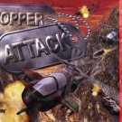Chopper Attack N64 Great Condition Fast Shipping