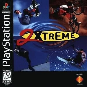2 Xtreme PS1 Great Condition Fast Shipping
