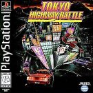 Tokyo Highway Battle PS1 Great Condition