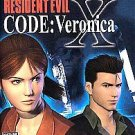 Resident Evil Code Veronica X PS2 Complete