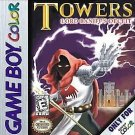 Towers Lord Baniff's Deceit Gameboy Color Fast Shipping